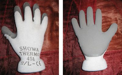 Showa Thermo 451 Gardening Gloves