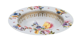 Decorative Tin Plates and Bowls