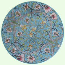 The Metropolitan Museum of Art © William Morris, Daffodils Plate