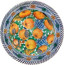 The Fitzwilliam Museum © The Clapmash Fruit Plate